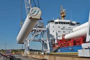 Discharging Cargo